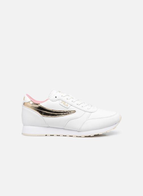 Sneakers FILA Orbit F low W Wit achterkant