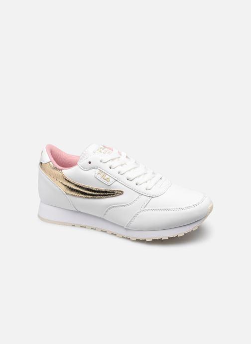 Sneakers FILA Orbit F low W Wit detail
