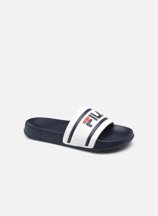 Sandales et nu-pieds FILA Morro Bay slipper 2.0 M Blanc vue détail/paire