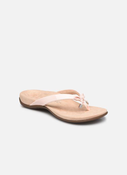 Slippers Vionic rest bella Roze detail