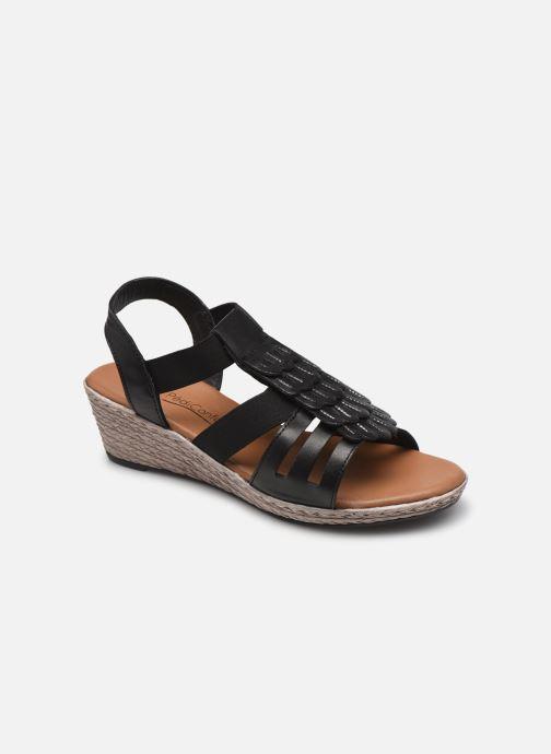 Sandales et nu-pieds Femme Aurélie - Sandale à aérosemelle