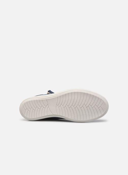 Sneakers Pédiconfort Noémie - Sneakers à aérosemelle, Grande largeur Blauw boven