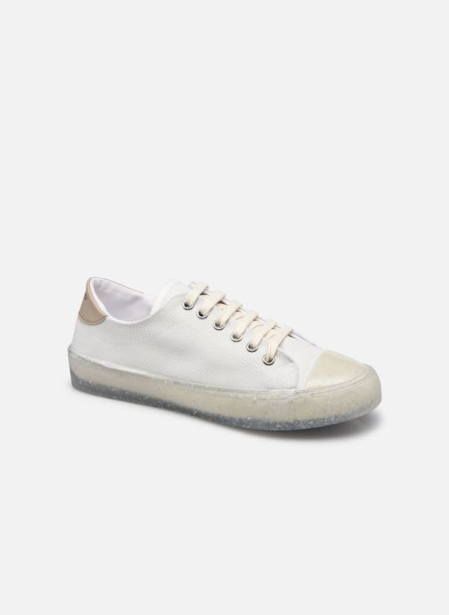 Sneakers Pédiconfort Laetitia - Sneakers recyclée Wit detail