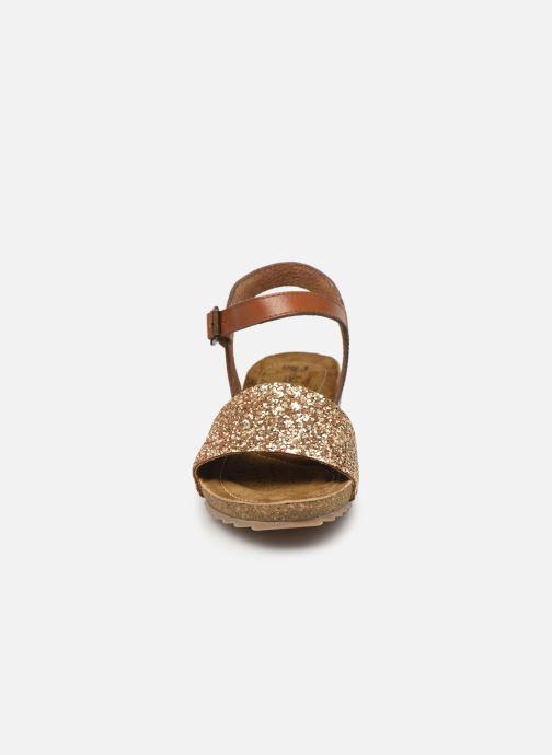 Sandalen Pédiconfort Julia - Sandale braun schuhe getragen