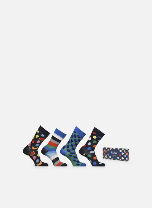 Chaussettes et collants Happy Socks Gift Box Fruits Lot de 4 Multicolore vue détail/paire