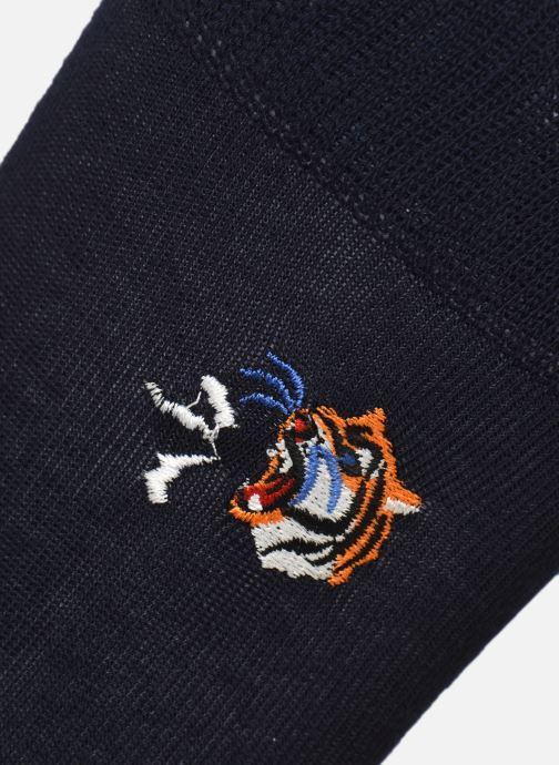 Calze e collant Happy Socks Gift Box Tiger Lot de 3 Multicolore modello indossato