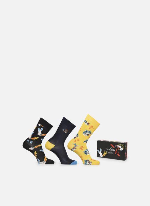 Sokken en panty's Happy Socks Gift Box Tiger Lot de 3 Multicolor detail