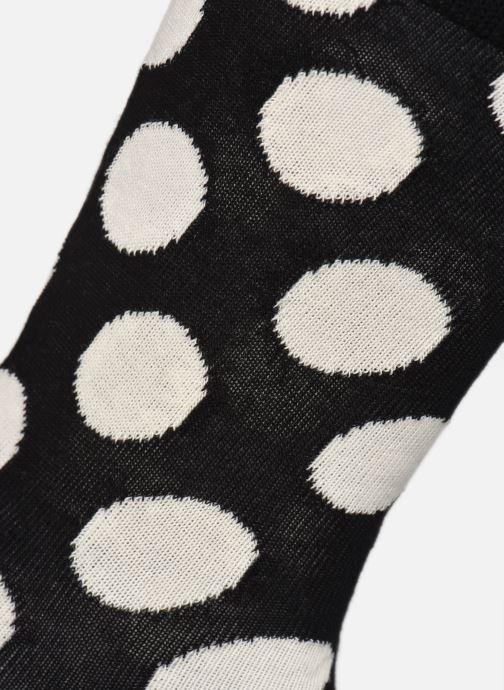 Calze e collant Happy Socks Gift Box Black & White Lot de 4 Nero modello indossato