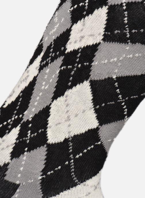 Calze e collant Happy Socks Gift Box Black & White Lot de 4 Nero immagine frontale