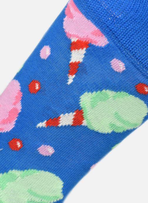 Calze e collant Happy Socks Chaussettes Cotton Candy Azzurro modello indossato