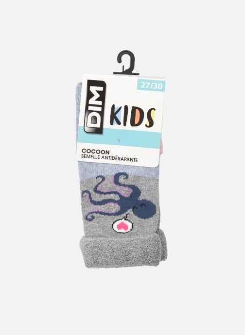 Socken & Strumpfhosen Dim KID Mi Chaussette STOPPER Pieuvre grau detaillierte ansicht/modell