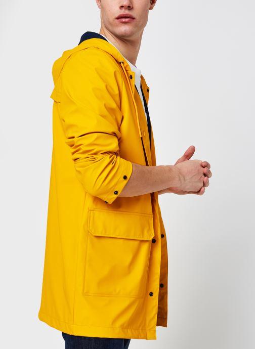 Vêtements Aigle Nuelda Jaune vue détail/paire