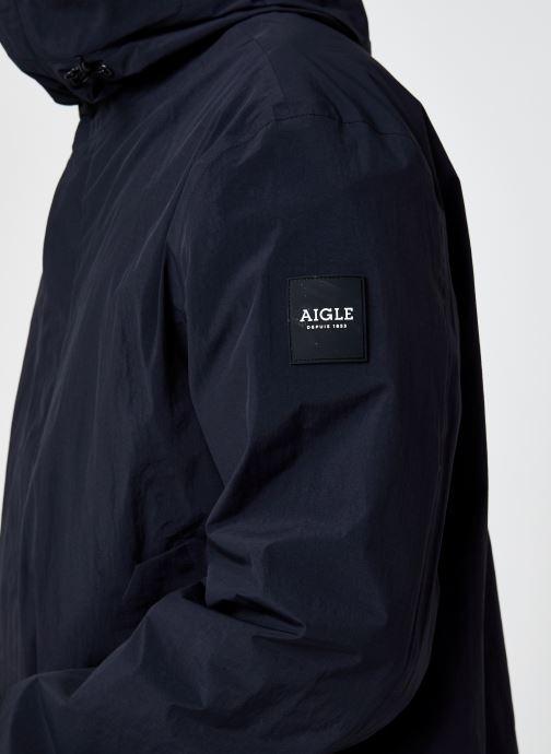 Kleding Aigle Necora Zwart voorkant