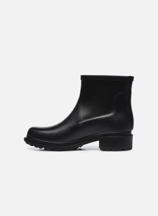 Boots en enkellaarsjes Aigle Fulfeel Low Zwart voorkant