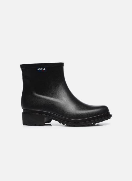 Boots en enkellaarsjes Aigle Fulfeel Low Zwart achterkant