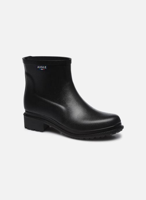 Bottines et boots Aigle Fulfeel Low Noir vue détail/paire
