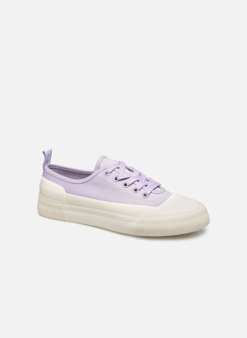 Sneaker Aigle Rubber Low W lila detaillierte ansicht/modell