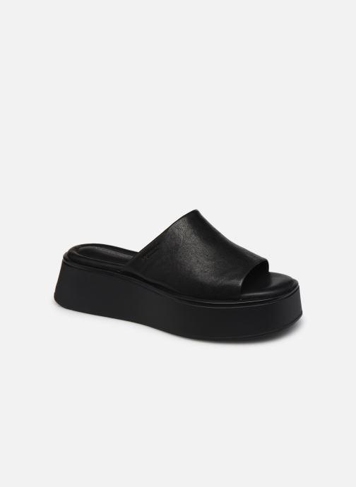 Clogs & Pantoletten Vagabond Shoemakers COURTNEY 5134-001 schwarz detaillierte ansicht/modell