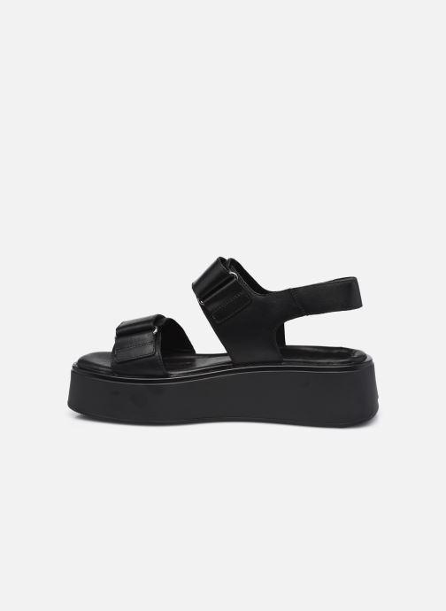 Sandalen Vagabond Shoemakers COURTNEY 5134-201 schwarz ansicht von vorne