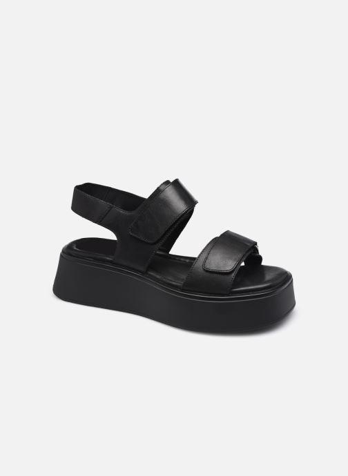 Sandalen Vagabond Shoemakers COURTNEY 5134-201 schwarz detaillierte ansicht/modell