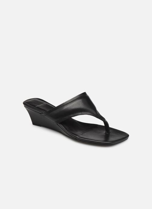 Zuecos Vagabond Shoemakers NELLIE 4907-201 Negro vista de detalle / par