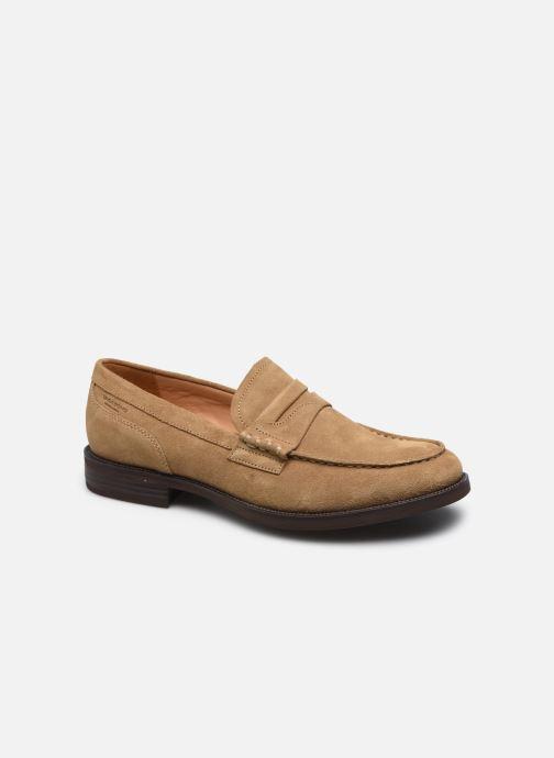 Mocassini Vagabond Shoemakers MARIO Beige vedi dettaglio/paio