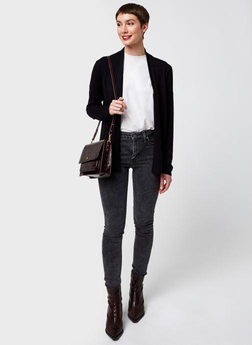 Kleding Monoprix Femme Cardigan manches longues Zwart onder