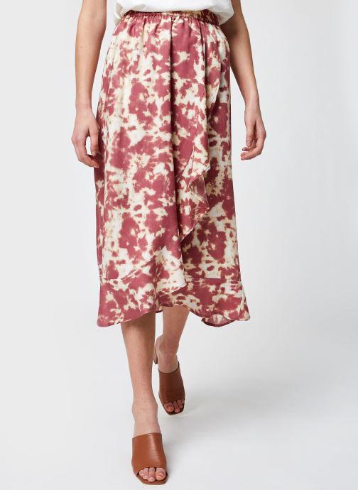 Vêtements Bizance Paris Elma Rose vue détail/paire