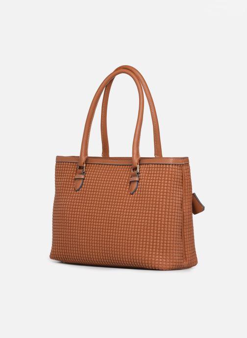 Handtaschen Mac Douglas Laurene M Bryan braun ansicht von rechts