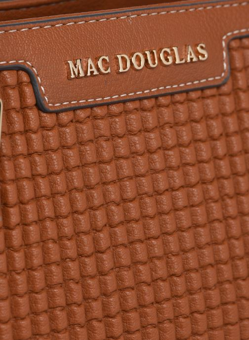 Handtaschen Mac Douglas Laurene M Bryan braun ansicht von links