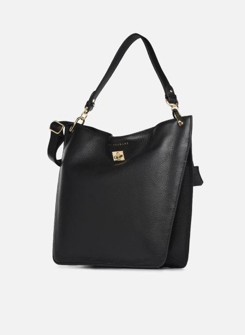 Handtaschen Mac Douglas Kentucky M Romy schwarz schuhe getragen