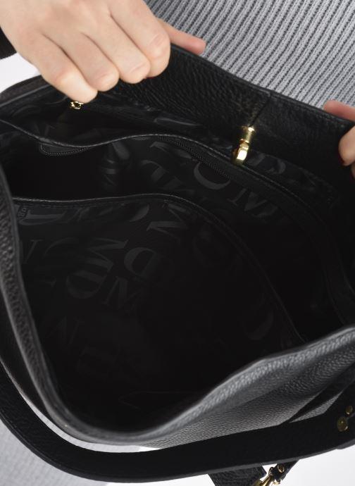 Handtaschen Mac Douglas Kentucky M Romy schwarz ansicht von hinten