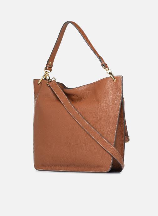 Handtaschen Mac Douglas Kentucky M Romy braun ansicht von rechts