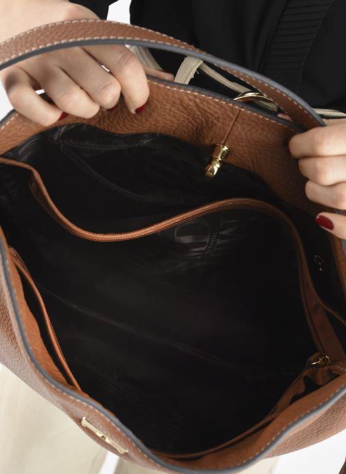 Handtaschen Mac Douglas Kentucky M Romy braun ansicht von hinten