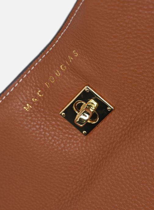 Handtaschen Mac Douglas Kentucky M Romy braun ansicht von links