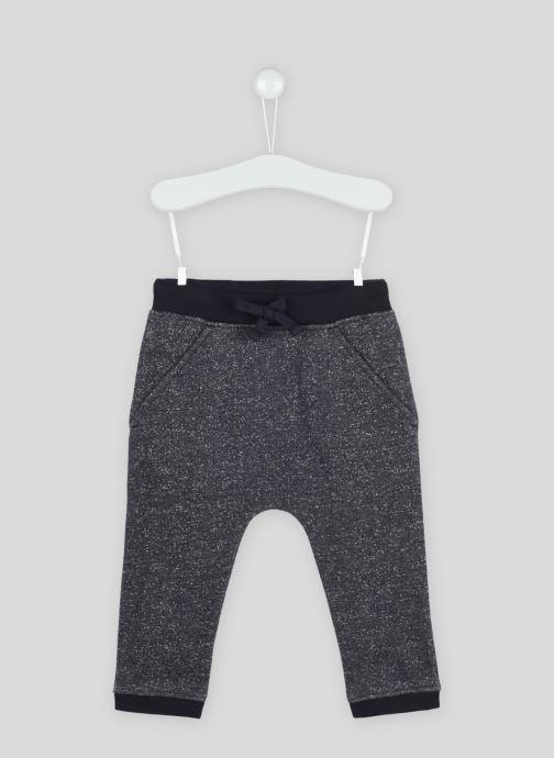 Vêtements Bout'Chou Sarouel Bleu vue détail/paire