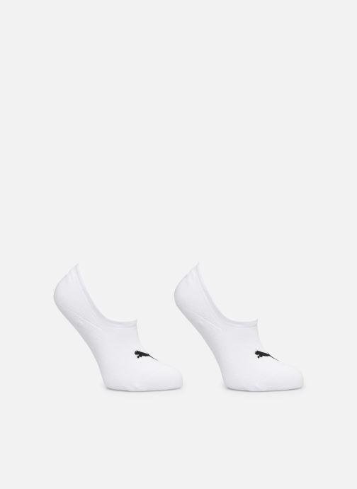Sokken en panty's Puma Socks UNISEX FOOTIE Wit detail