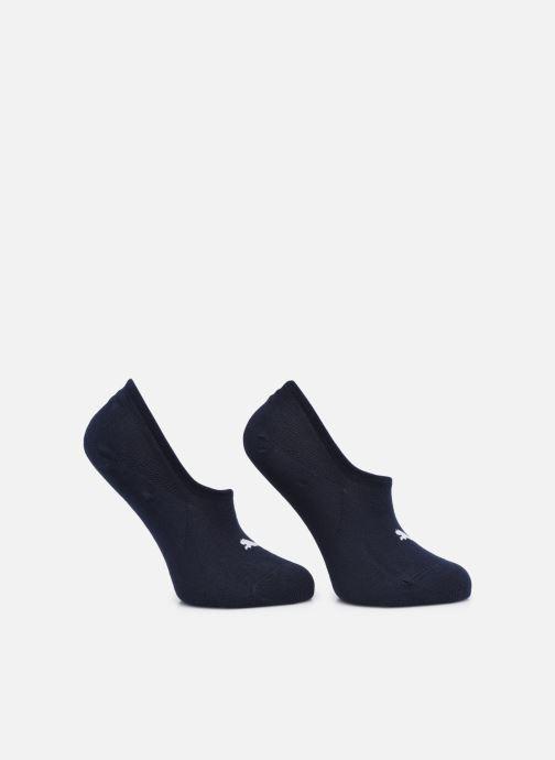 Sokken en panty's Puma Socks UNISEX FOOTIE Blauw detail