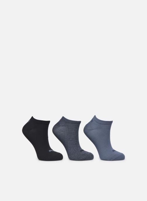 Chaussettes et collants Puma Socks UNISEX SNEAKER PLAIN Bleu vue détail/paire