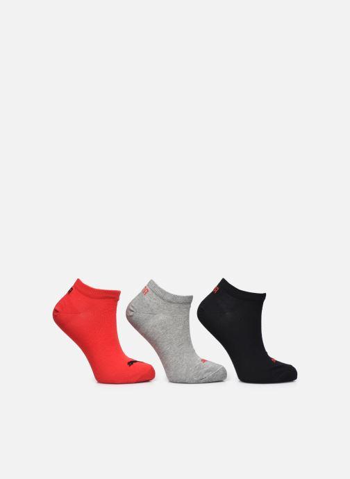 Chaussettes et collants Puma Socks UNISEX SNEAKER PLAIN Rouge vue détail/paire