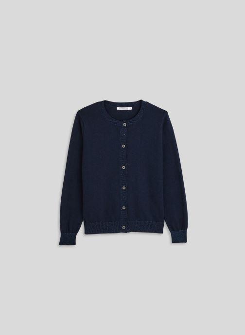 Vêtements Monoprix Kids Cardigan Bleu vue détail/paire