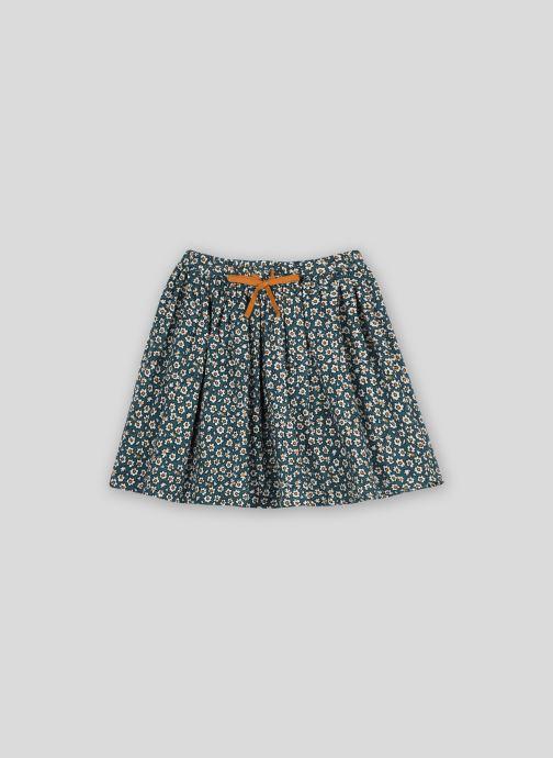 Vêtements Monoprix Kids Jupe imprimée en coton Multicolore vue détail/paire