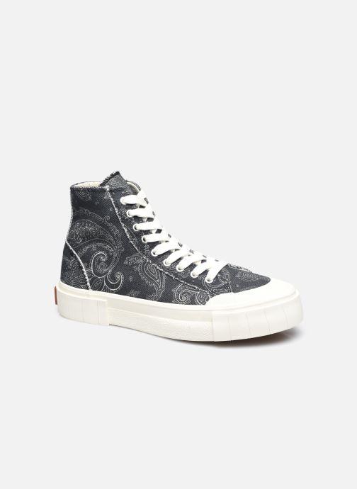 Sneaker Good News Palm Paisley schwarz detaillierte ansicht/modell