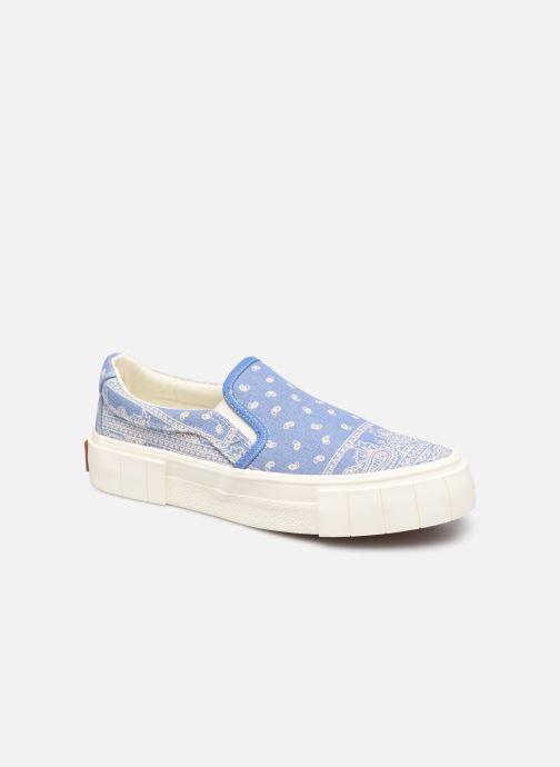 Sneaker Good News Yess Paisley blau detaillierte ansicht/modell