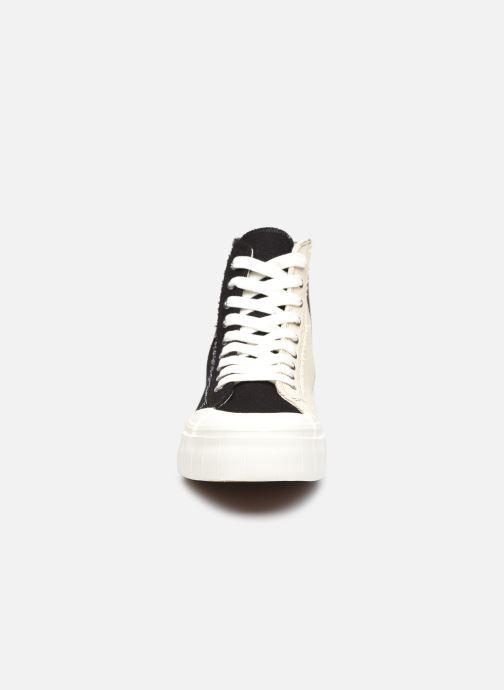 Sneaker Good News Palm schwarz schuhe getragen