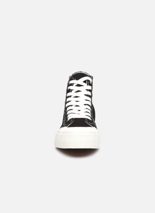 Sneaker Good News Palm M schwarz schuhe getragen