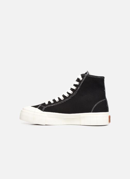 Sneaker Good News Palm M schwarz ansicht von vorne