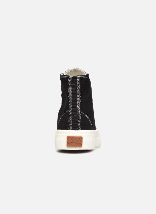 Sneaker Good News Palm M schwarz ansicht von rechts