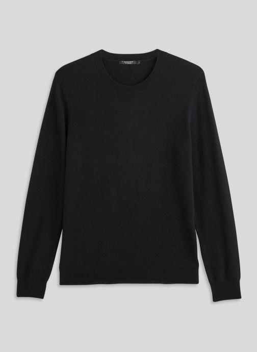 Vêtements Monoprix Homme Pull en cachemire Noir vue face