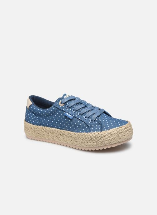 Sneakers MTNG 69193A Blauw detail